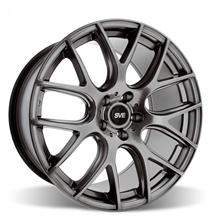 Mustang SVE Drift Wheel- 18x9 Dark Stainless (05-14)