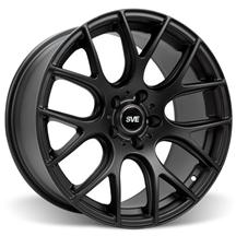 Mustang SVE  Drift Wheel - 18X10 Flat Black (05-15)