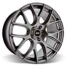 Mustang SVE Drift Wheel - 18x10 Dark Stainless (05-15)