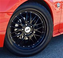 Mustang SVE Series 1 Wheel Kit Gloss Black (94-04)
