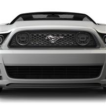 Mustang Smoked Fog Light Tint (13-14)