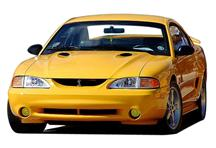 Mustang SVE Yellow Fog Light Tint (94-98) Cobra