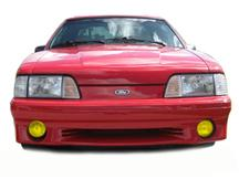 Mustang Yellow Fog Light Tint (87-93)