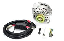 Mustang SVE 130 Amp Alternator Full Upgrade Kit (86-93) 5.0L 5.8L