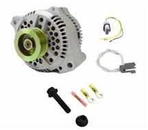 Mustang SVE 130 Amp Alternator Upgrade Kit (86-93) 5.0L 5.8L