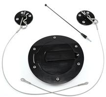 2005-09 Mustang SVE Black Accessory Starter Kit