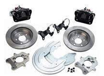 Mustang SVE Cobra Rear Brake Conversion Kit Black (94-04)