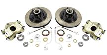 Mustang SVE 5 Lug Front Brake Upgrade Kit (87-93)