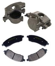 Mustang SVE Front Brake Upgrade Kit (87-93)