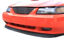 Mustang SVE Billet Grille w/o Pony Polished (99-04)