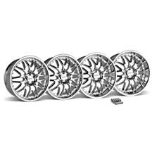 Mustang SVE Series 3 Wheel & Lug Nut Kit - 20x8.5/10 Chrome (05-14)