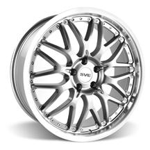Mustang SVE Series 3 Wheel - 20x8.5 Gunmetal w/ Mirror Lip (05-15)