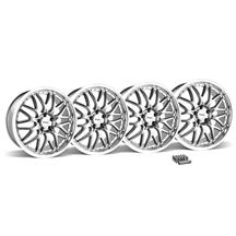 Mustang SVE Series 3 Wheel & Lug Nut Kit - 20x8.5 Gunmetal w/ Mirror Lip (05-14)