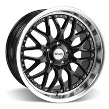 Mustang SVE Series 3 Wheel - 19x10 Gloss Black (05-15)