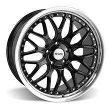 Mustang SVE Series 3 Wheel - 19x9 Gloss Black (05-15)