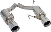 Mustang SVE Axle Back Exhaust Kit (05-10)