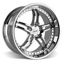 Mustang SVE Series 2 Wheel - 20x10 Chrome (05-16)