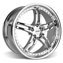 Mustang SVE Series 2 Wheel - 20x8.5 Chrome (05-16)