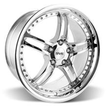 Mustang SVE Series 2 Wheel - 18x9 Chrome (94-04)