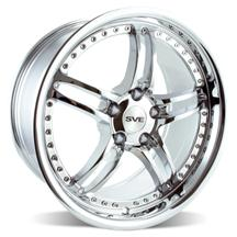 "Mustang SVE Series 2 Wheel - 19x10"" Chrome (05-15)"