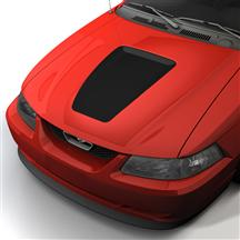 Mustang SVE 35th Anniversary Style Hood Decal Gloss Black (99-04)