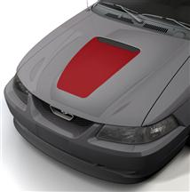 Mustang SVE 35th Anniversary Style Hood Decal Red (99-04)