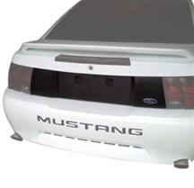 Mustang SVE Trunklid Blackout Flat Black (99-04)
