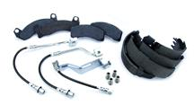 Mustang SVE Performance Brake Upgrade Kit (87-93) 5.0L
