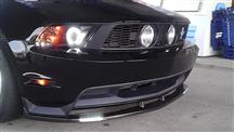 Mustang GT SVE Chin Spoiler w/ Led Lighting (10-12)