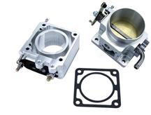 Mustang SVE 70mm Throttle Body & EGR Spacer Polished (86-93) 5.0L