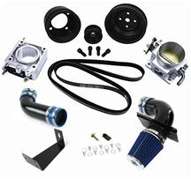 Mustang SVE Engine Performance Pack Black (89-93) 5.0