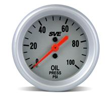 SVE Mechanical Oil Pressure Gauge 2 1/16""
