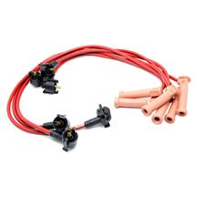 Mustang Taylor ThunderVolt 8.2mm Spark Plug Wires Red (05-10) 4.0