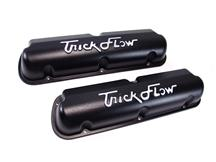Trick Flow Aluminum Valve Covers For Small Block Ford Black