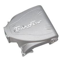 Mustang Trickflow R-Series Intake Manifold  w/ 90mm Throttle Opening, Silver (86-95) 5.0L