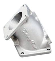 Mustang Trick Flow 75mm Throttle Body Adapter Silver (94-95) 5.0