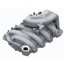 Mustang Trick Flow Track Heat Aluminum Intake Manifold Silver (99-04) 4.6 2V