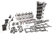 1996-04 Mustang 4.6L 380/375 Top End Engine Kit, 44Cc Chamber Heads