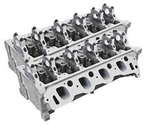 F-150 SVT Lightning Trick Flow Twisted Wedge Cylinder Heads 44cc Combustion Chambers (99-04) 5.4 2V