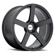 Mustang TSW Panorama Wheel - 19x8.5 Matte Black (05-15)
