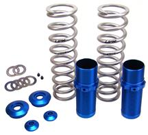 "Mustang UPR Front Coil Over Kit w/ 12"" Springs, 250lb Rate (79-04)"