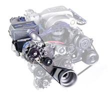 Mustang Vortech Supercharger Kit V-3 SI-Trim W/ Charge Cooler Satin (86-93) 5.0L