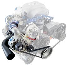 Mustang Vortech Supercharger Kit V-2 SI-Trim Satin (94-95) 5.0L