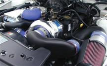 Mustang Vortech V-3 Si-Trim Supercharger Kit Satin (05-08) 4.0L
