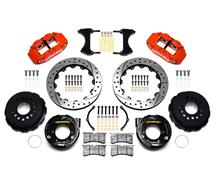 "Mustang Wilwood Superlite 4R Front Brake Kit - 12.88"" (05-14)"