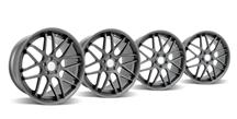 Mustang Downforce Wheel Kit - 20x8.5/10 Graphite (05-15)