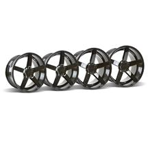 Mustang Rovos Durban Wheel Kit - 18x9/10.5 Gloss Black (94-04)