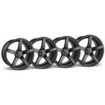 Mustang Rovos Durban Wheel Kit - 18x9 Satin Black (94-04)