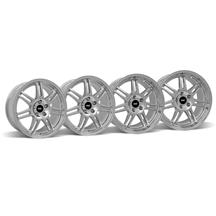 Mustang SVE Anniversary Wheel Kit - 17x9/10 Chrome (94-04)