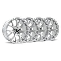 Mustang SVE Drift Wheel Kit - 18x9/10 Silver (94-04)